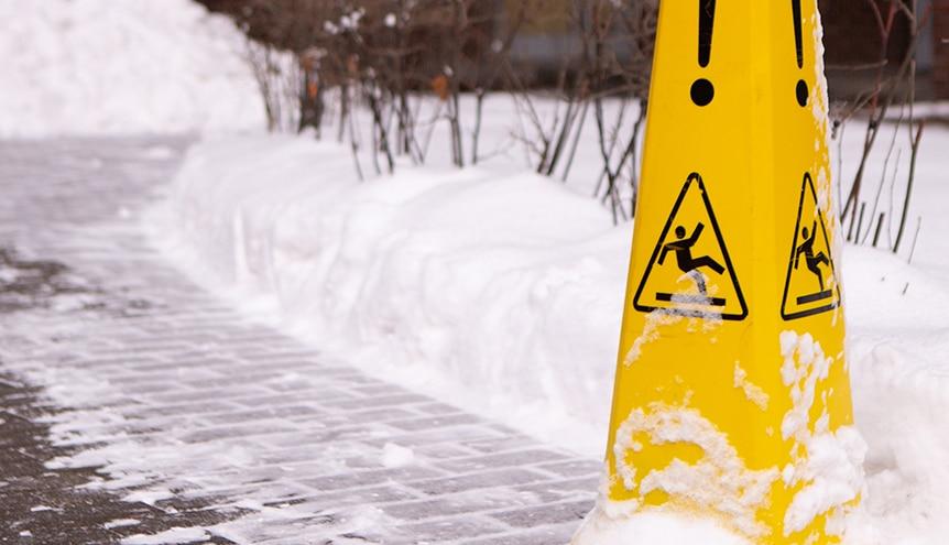 Premises Liability Sign