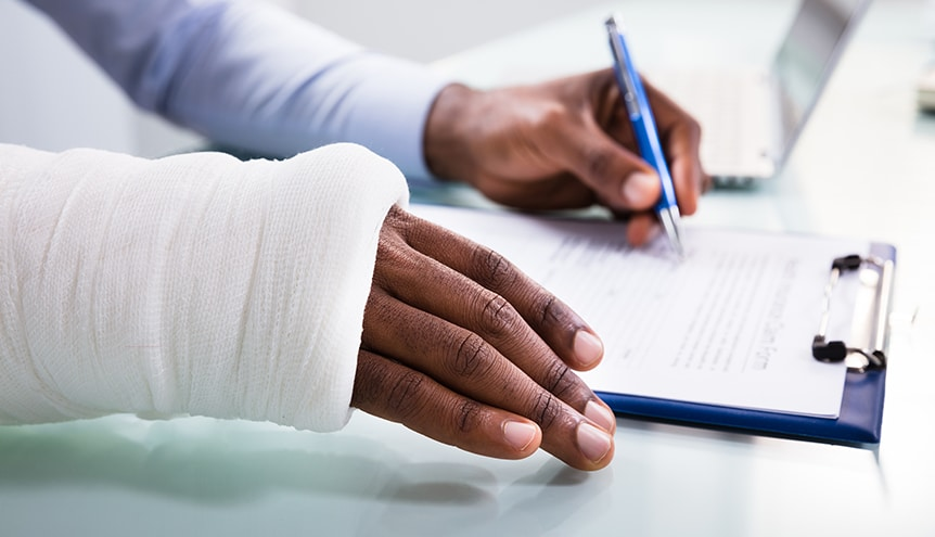 Workers Compensation for employee
