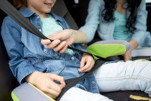 Yes, Your Children Need to Be Buckled Up in the Back Seat, Too